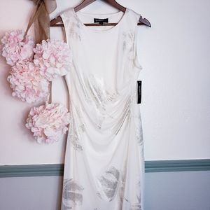 Glamour Pretty sparkles in Gold Silver Sz 6